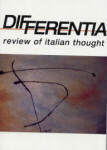 DIFFERENTIA 8-9 (1999) small