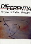 DIFFERENTIA 8-9 (1999) small