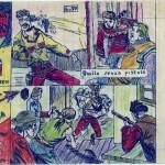 Miki & Blek comic strip 2