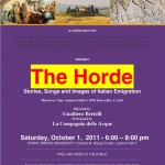 The Horde performance flyer1